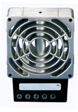 Space-saving Fan Heater HV 031(excl. axial fan)