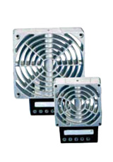 Space-saving Fan Heater HVL 031