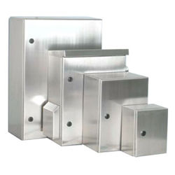 Stainless Steel Enclosure